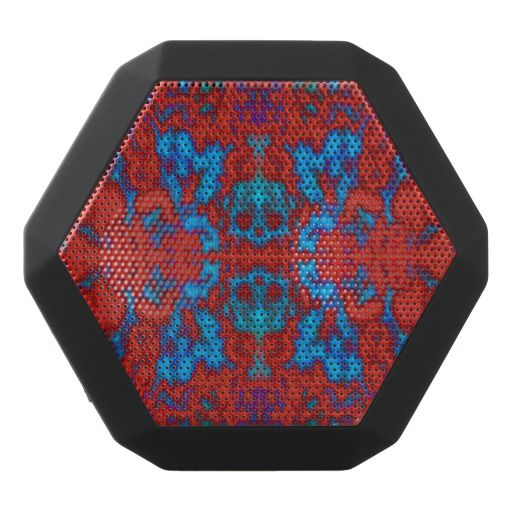 Psychedelic kaleidoscope pattern