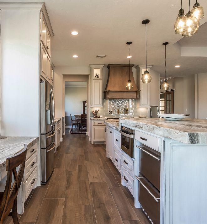 25 Absolutely Gorgeous Transitional Style Kitchen Ideas: Kitchen Wood Tile Flooring. Wood Tile Flooring Is Arizona