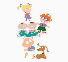 Beach Blanket Babies T-Shirt #beach #blanket #babies #rugrats #cartoon #tommy #chucky #manga #art #visual #shirt #case #pillow #journal #bag #text
