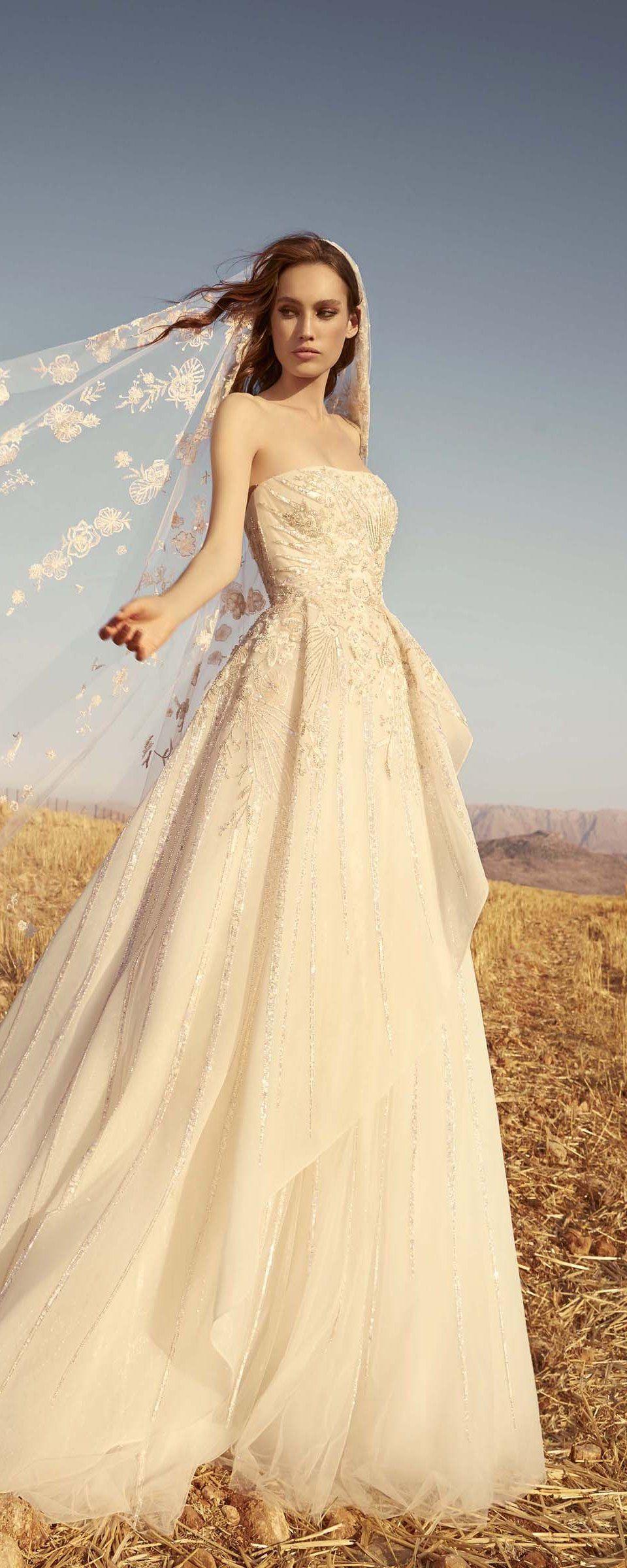 Zuhair Murad Bridal 2020 Bridal Designer Wedding Dresses Long Wedding Dresses Dresses