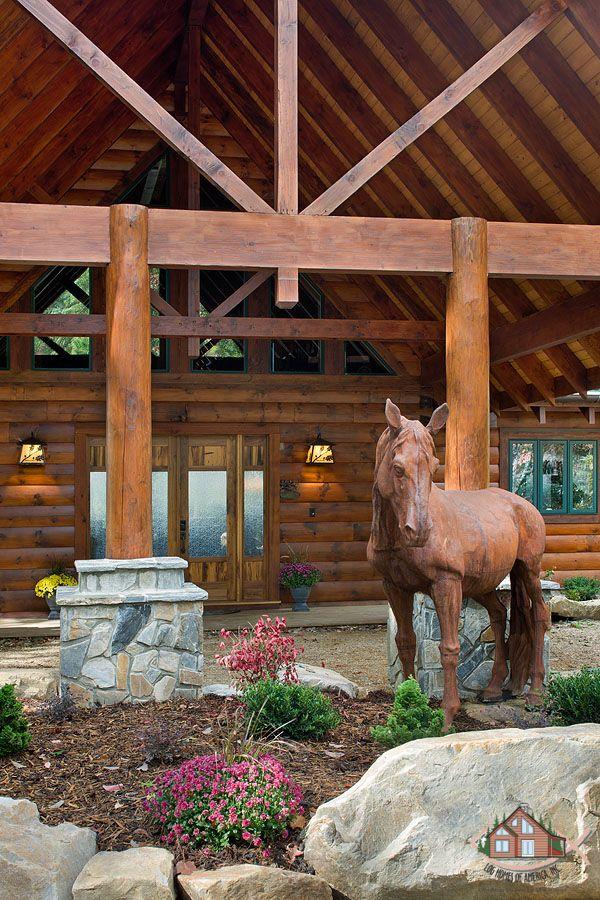 Sikkens Log Siding Butternut Cabin Exterior Colors Log Homes Exterior Log Cabin Exterior
