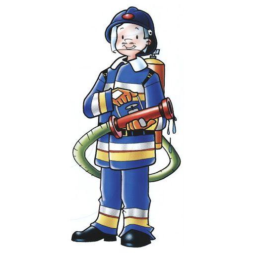 brandweerman | Community helpers | Pinterest | Profesiones ...