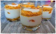 Thermomix - Rezepte mit Herz : Käse-Sahne-Dessert