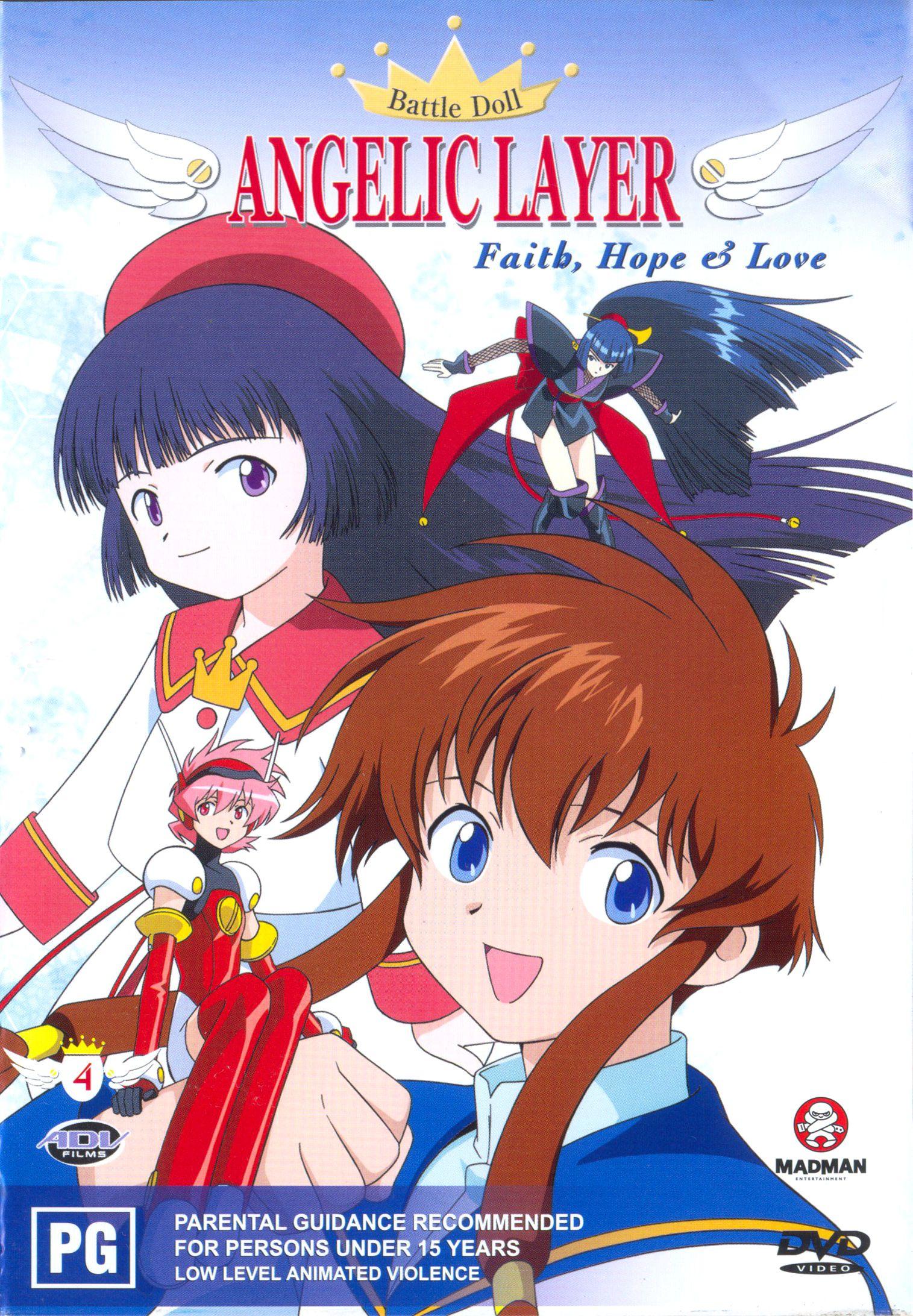 Angelic Layer Anime