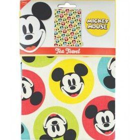 Disney Kitchen Mickey Mouse Round Tin Tray HBTRAY01 #disneykitchen
