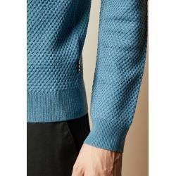 Strukturierter Pullover Mit Rundhalsausschnitt Ted Baker
