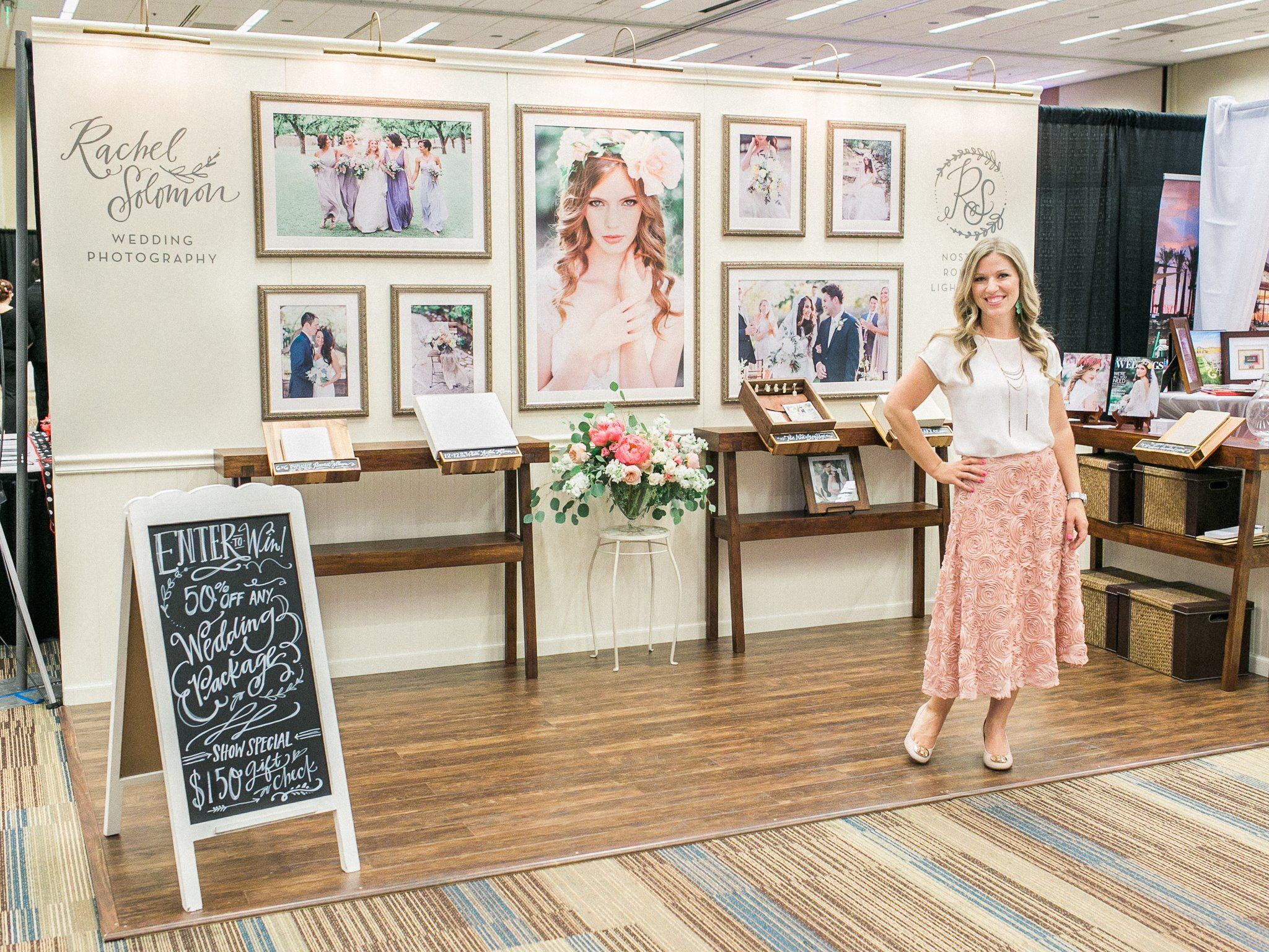 Wedding Fair Booth By Rachel Solomon Wedding Show Booth Wedding Expo Booth Photography Booth