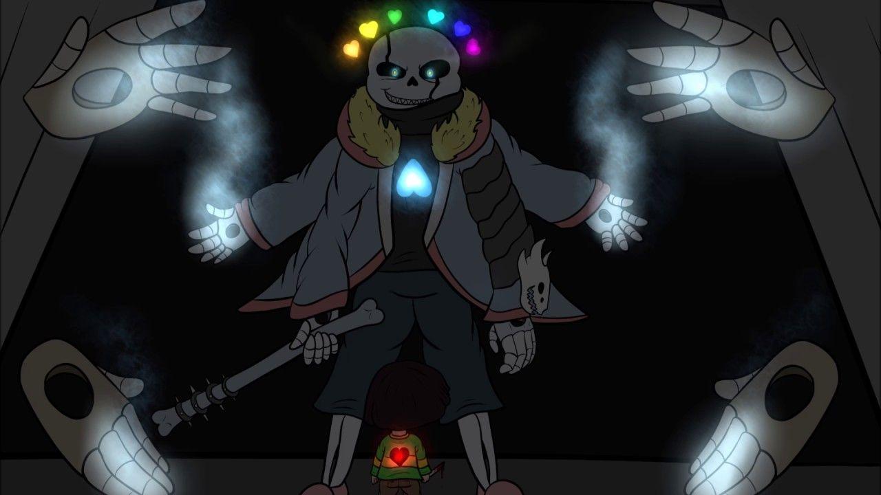 God Of Hyperdeath Sans Megalovania Remix