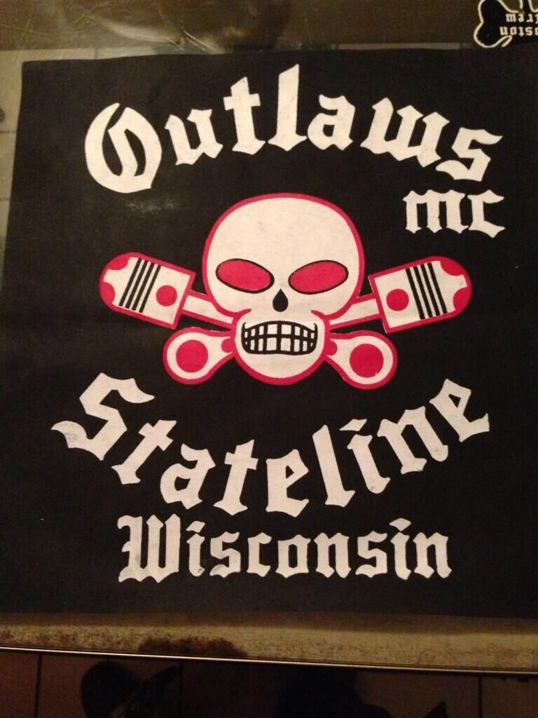 Outlaws MC - Stateline, Wisconsin | Colors, Cuts, Rags, Patches & CH