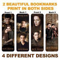 twilight saga printable bookmarks - Google Search