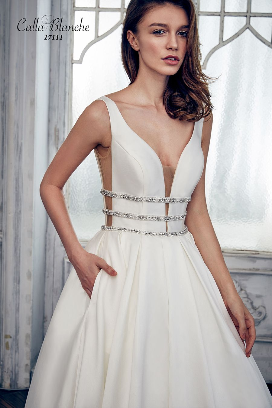 Wedding dresses sacramento  Castalia Wedding Dress Style   Calla Blance  Pinterest