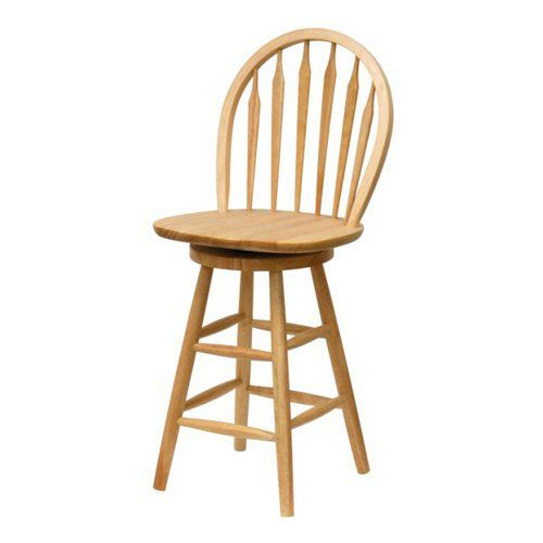 Fantastic Winsome Windsor 24 In Swivel Counter Stool Kitchen Stools Lamtechconsult Wood Chair Design Ideas Lamtechconsultcom