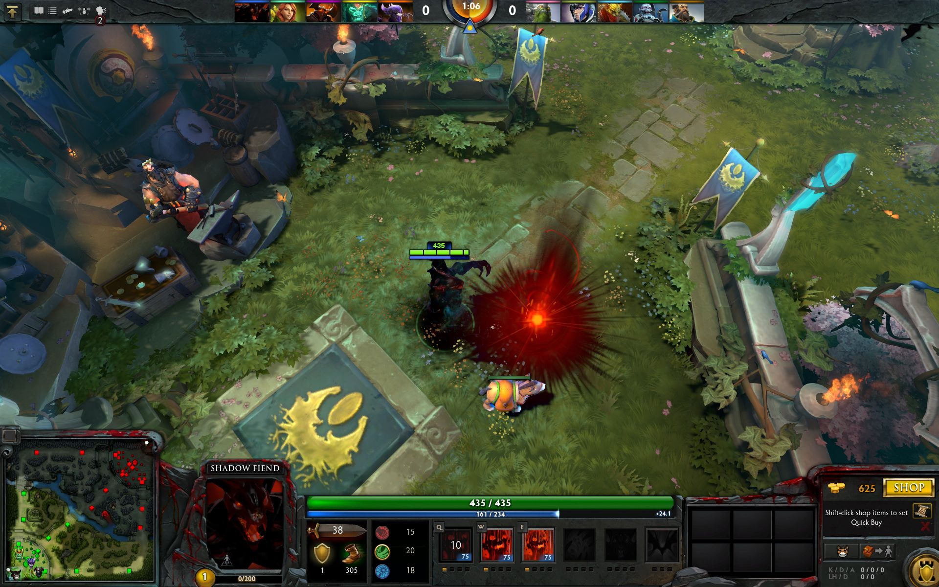 dota 2 source 1 shadowfiend no particles 2 jpg 1920 1200 army