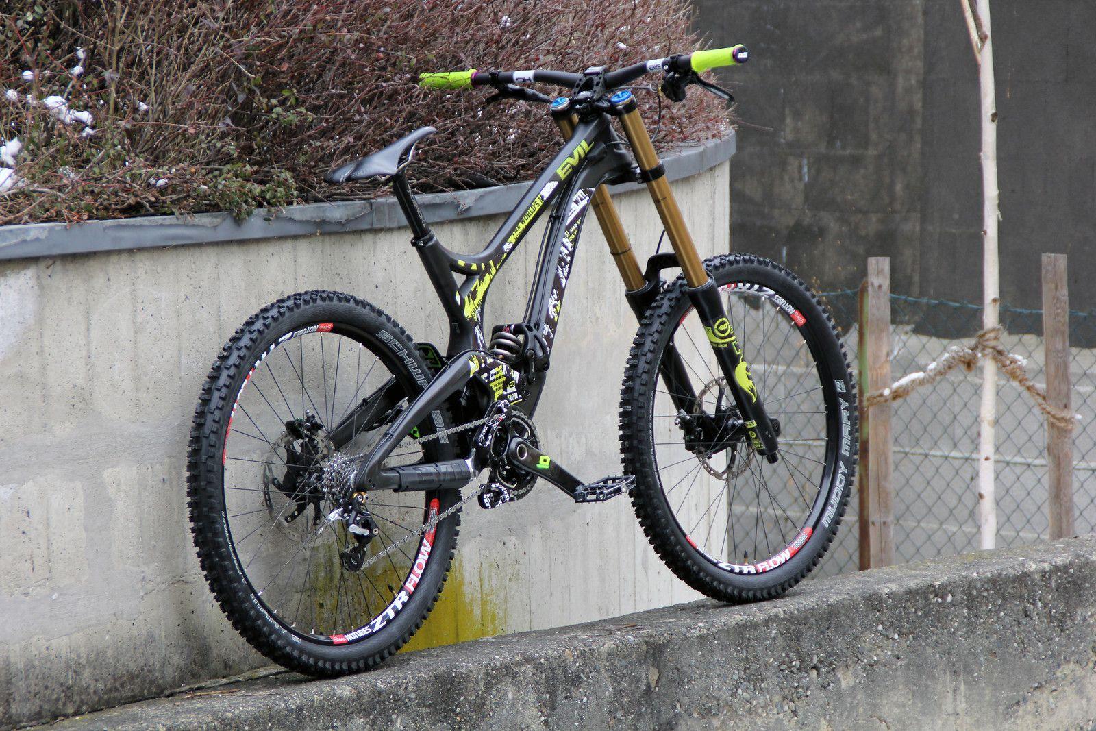 ee84523334d Evil Undead Carbon 2013 - xRS88x's Bike Check - Vital MTB   Bicycles ...
