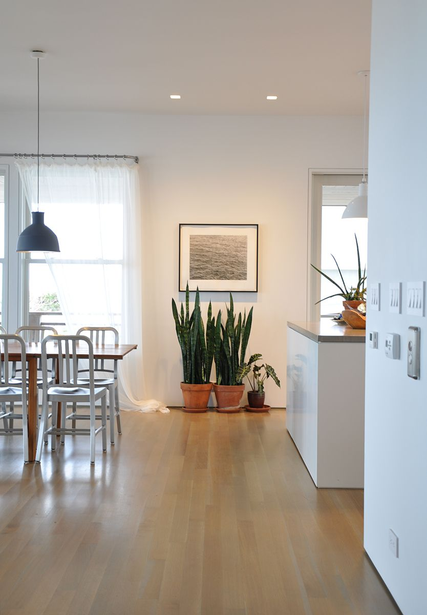 SQUARE: SPOT Highlight In Artist Chuck Closeu0027s Long Beach  NY House By Made Architects Remodelista Pictures