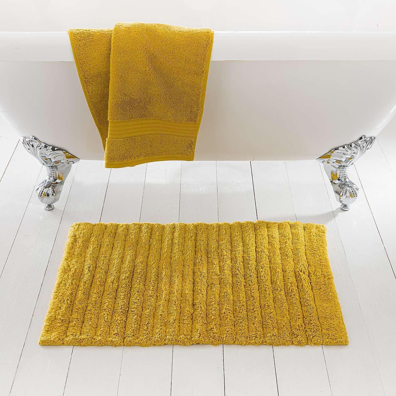 Ribbed Mustard Bath Mat Dunelm Mustard Bath Bath Mat Bath