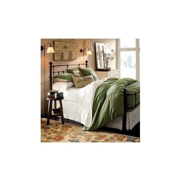 Mendocino Bed Pottery Barn Bedroom Inspirations Home