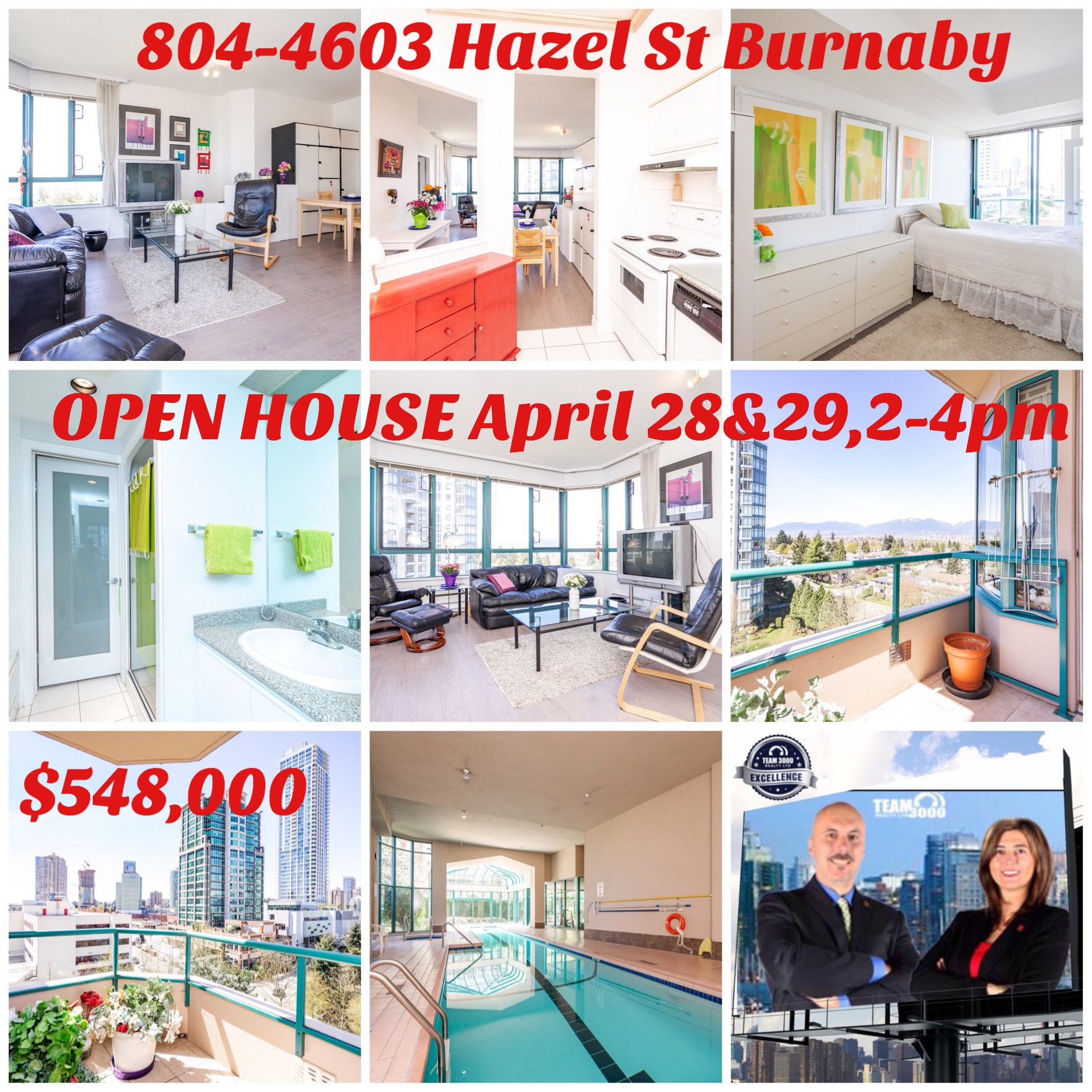 JUST LISTED! 8044603 HAZEL ST BURNABY to our
