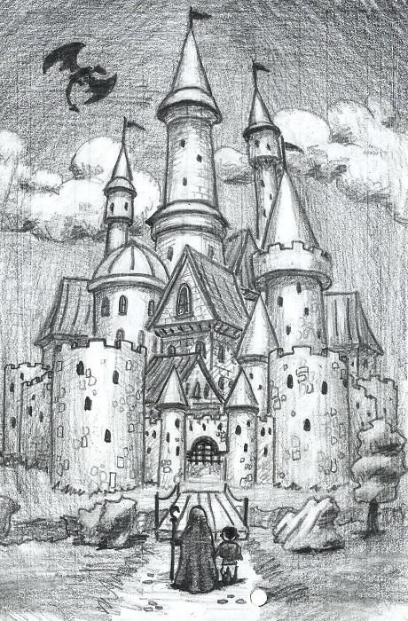 castle by jus34 on DeviantArt