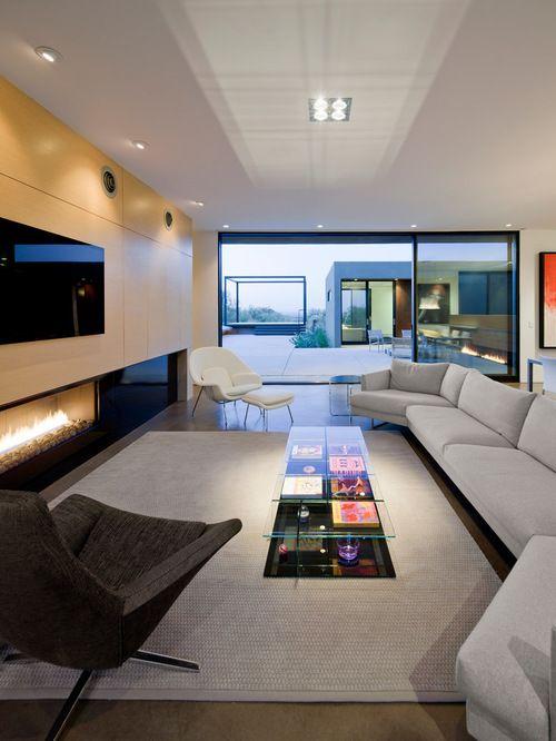 Lieblich Modern Living Room Design