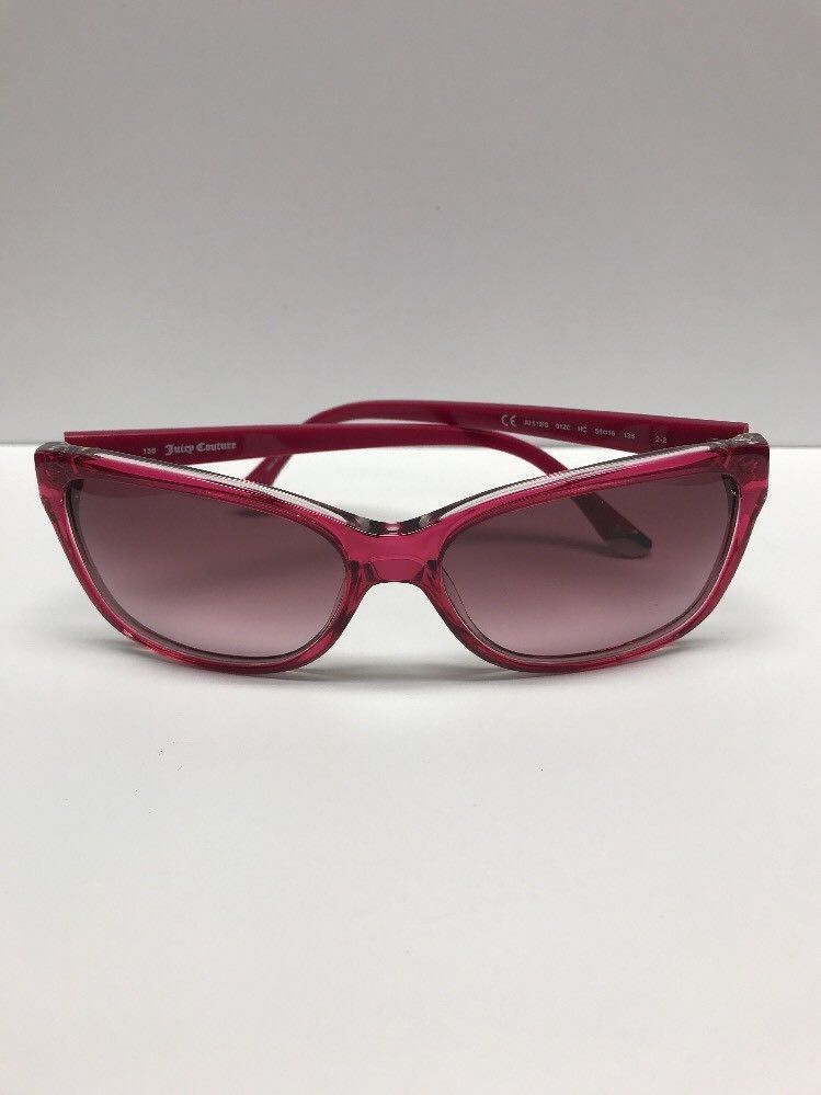 6dec2d036d Juicy Couture 519 S 1Z8 HC Rose Designer Sunglasses Made in Italy Authentic   fashion  clothing  shoes  accessories  womensaccessories ...