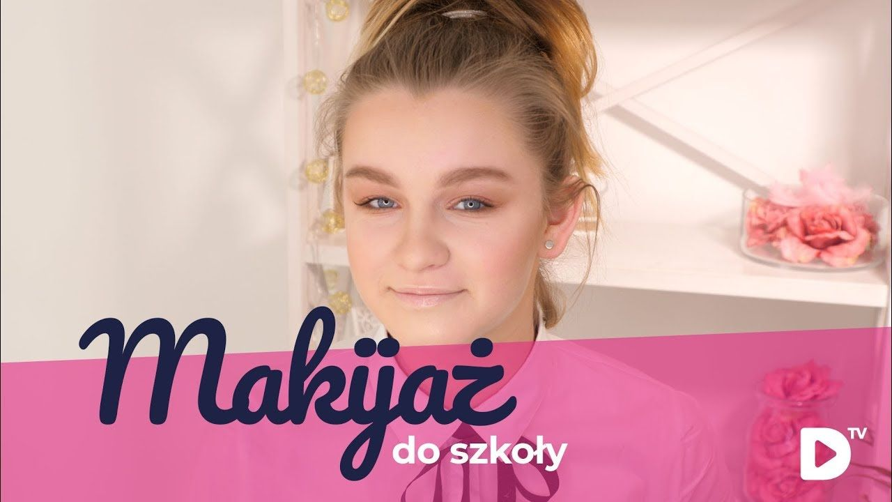 Codzienny Makijaz Do Szkoly Make Up Domodi Tv Instamakeup Dailymakeup Fotomakeup Fashion Beauty Makeup Tutorial Makeuptutorial Glow Artmakeup Art