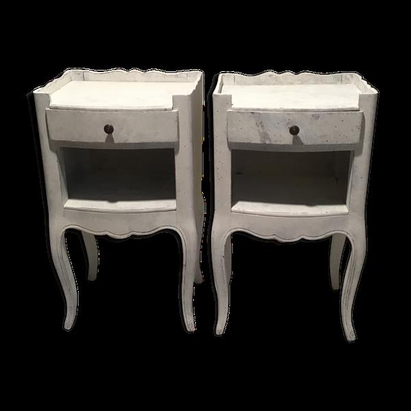 Paire de tables de chevet Louis XV   – Products
