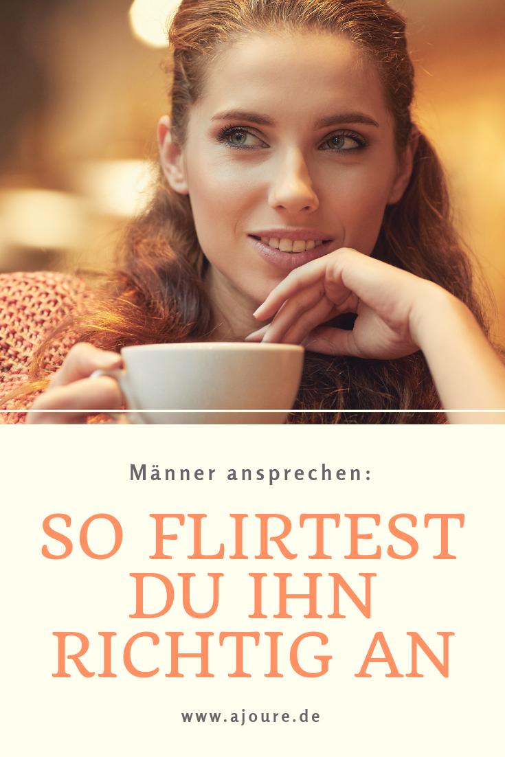 Männer die mit vielen frauen flirten