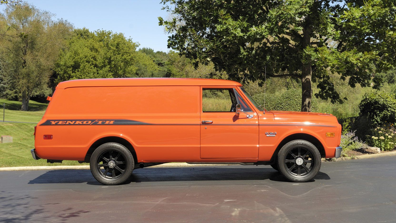 1970 Chevrolet Panel Delivery Truck W287 Indy 2012