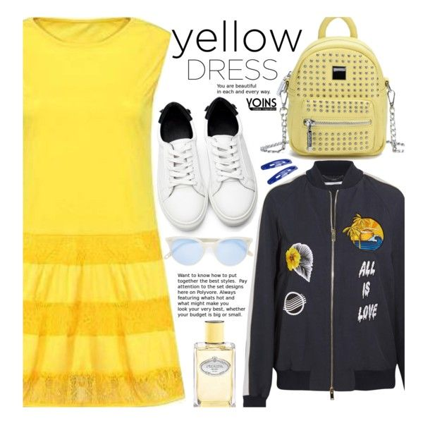 Yoins - In La La Land: Yellow Dresses