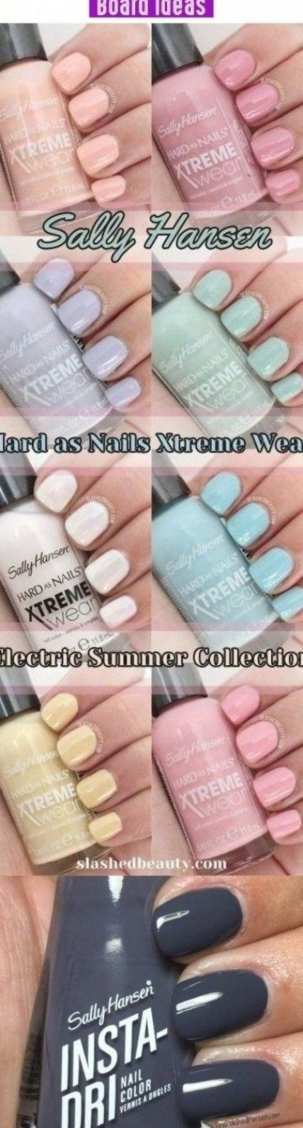 Sally hansen nail polish  nails  seoforpinterest  seo  beauty  nail polish color
