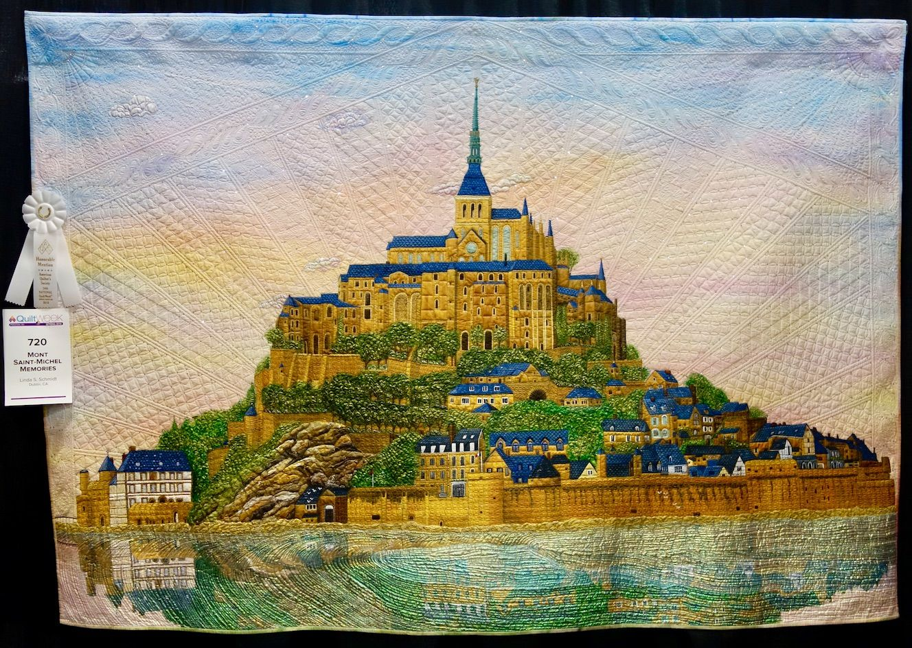 From Photo To Award Winner Mont Saint Michel Memories By Linda