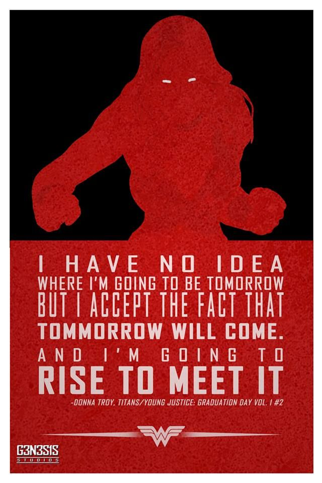 Donna Troy Quote