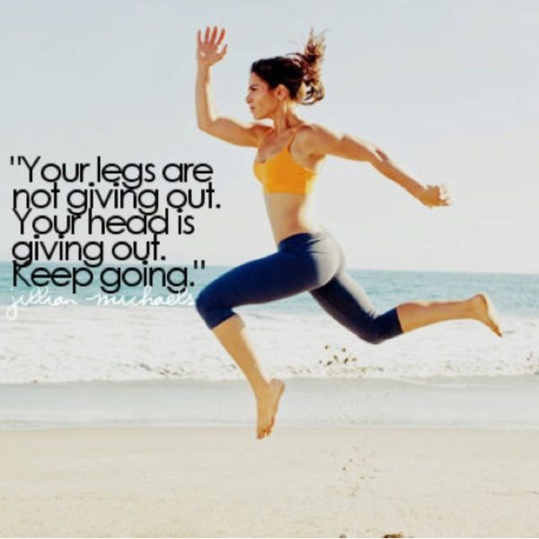 motivation Jillian michaels