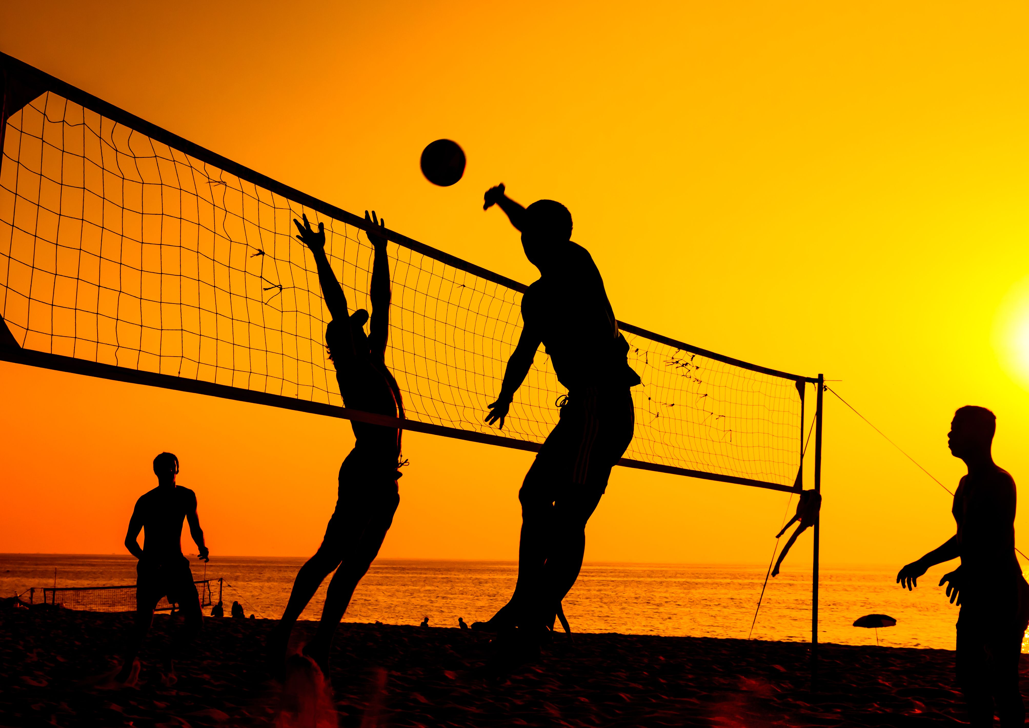 Rio Is Heating Up Beach Volleyball Gets Seriously Good Volleyball Wallpaper Volleyball Sports