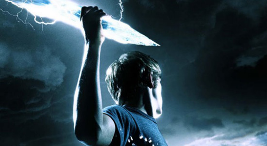 Greek Mythology Portrayed Well In The Lightning Thief The Collegian Zeus Lightning Bolt Zeus The Lightning Thief