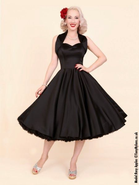 db27ebe87e Vintage Girl  Sukienki na studniówkę w stylu pin up lub retro ...