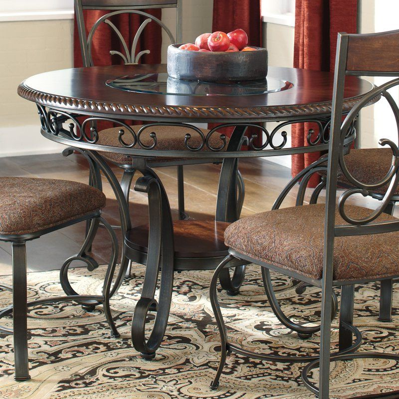 Signature Design By Ashley Glambrey Round Dining Table D329 15