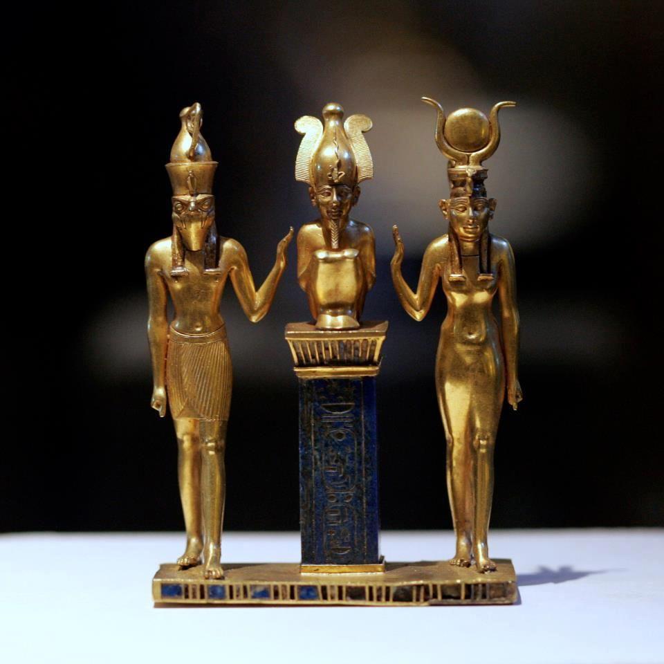 La Sainte Trinité - Éducation Spirituelle | Égypte, Histoire du monde,  Antiquité