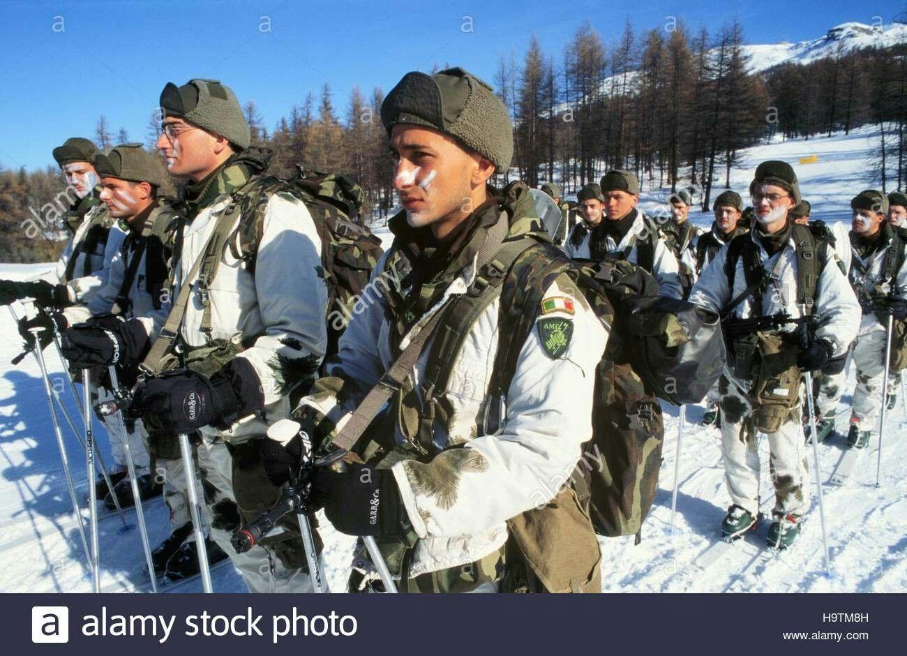 Pin di Gigi Zazza su italian army nel 2020