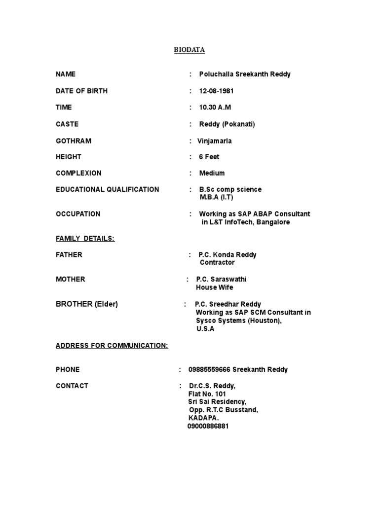 Http Imgv2 2 F Scribdassets Com Img Document 73208534 Original 06929d20f0 1464801750 Bio Data For Marriage Biodata Format Marriage Biodata Format