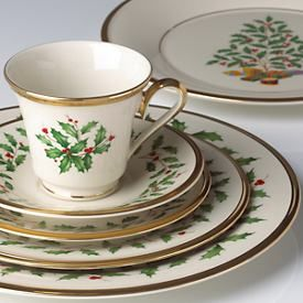 Lenox China - Holiday | Lenox | Pinterest | Them, China patterns ...