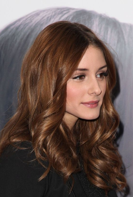 Brown Hair Dye With Warm Tones
