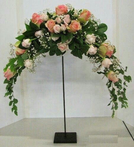 Wedding Altar Pedestal: Pin By Magdalene Augafa On ARRANGEMENTS