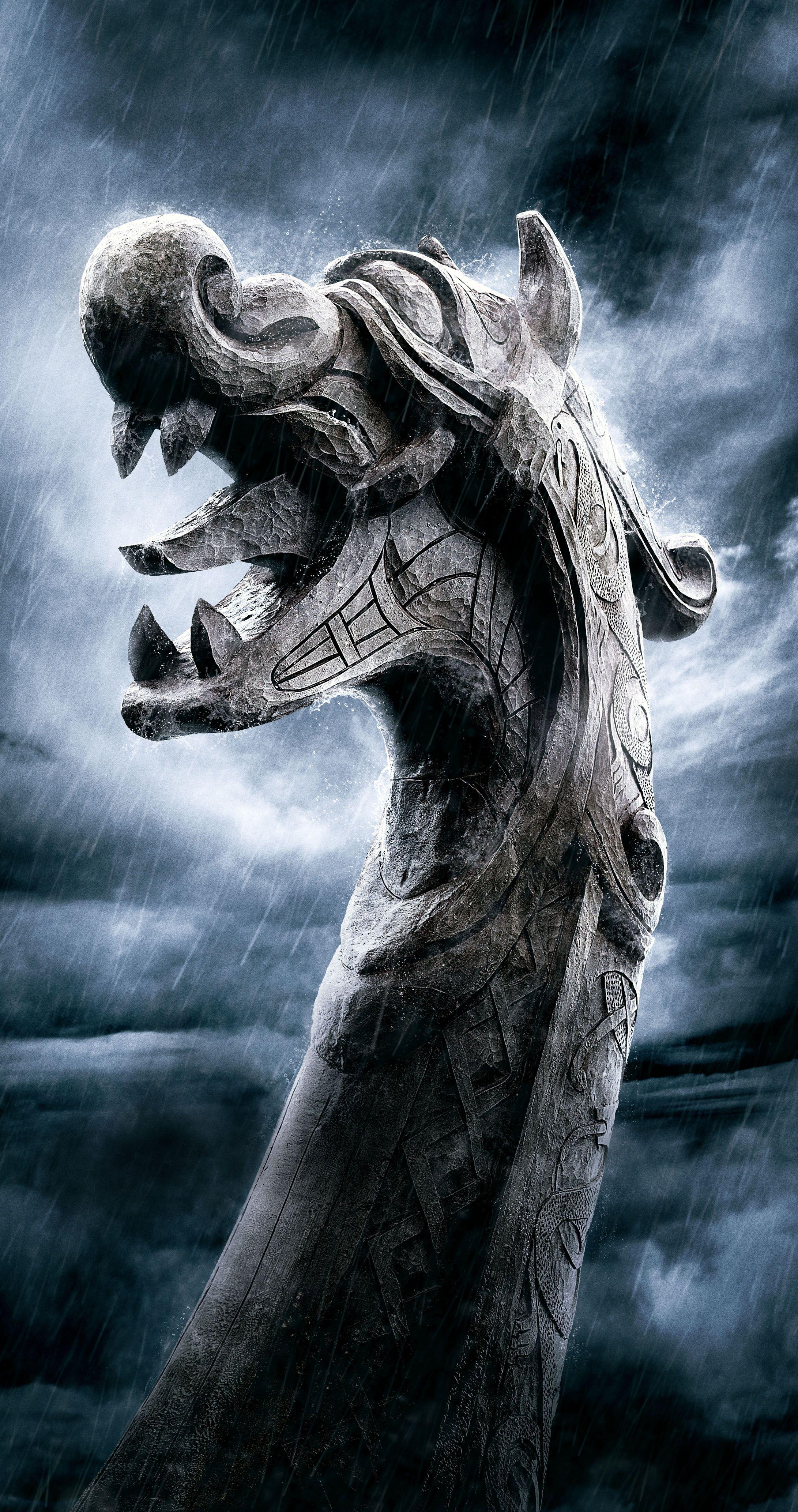 Vikings S1 Promotional Poster Vikings, Viking wallpaper