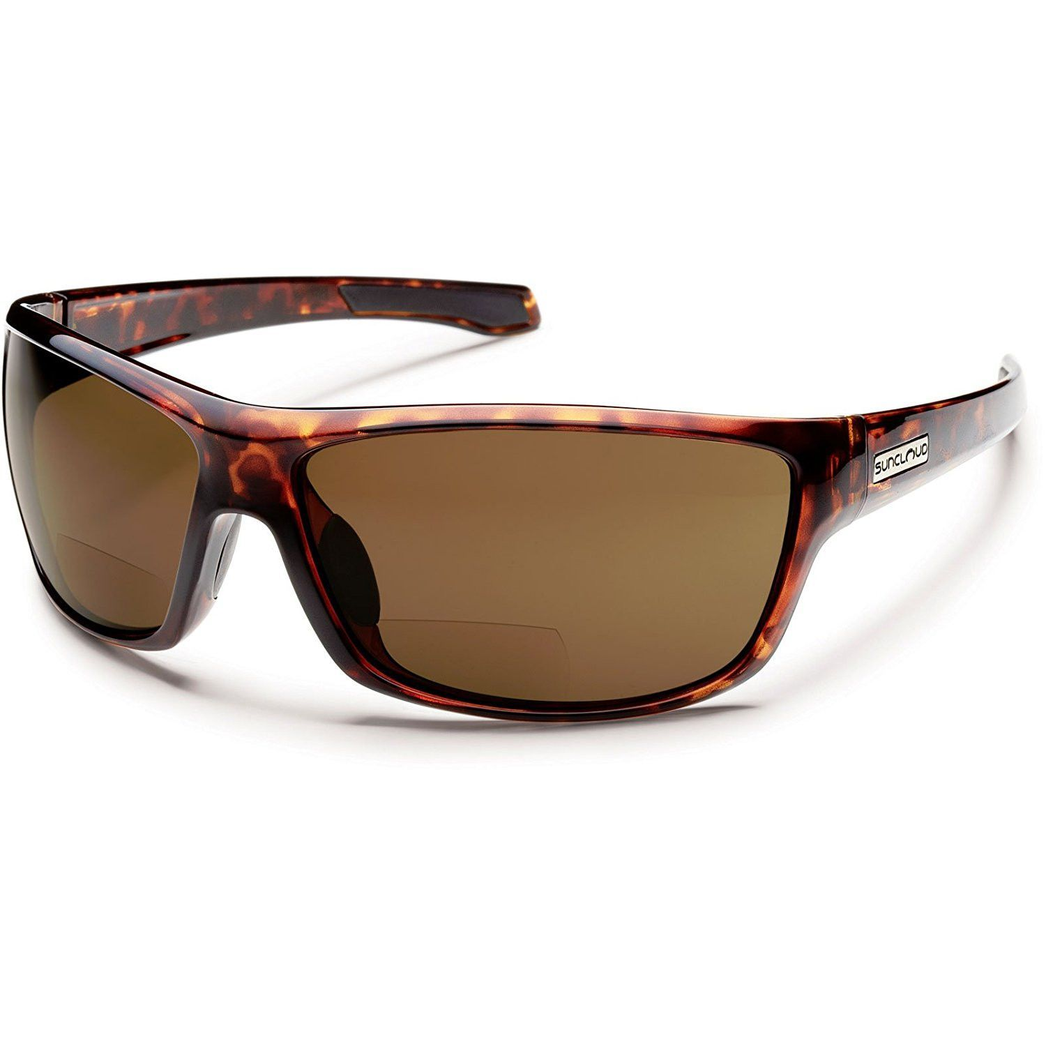 Suncloud Conductor +2.50 Polarized Reader Sunglasses
