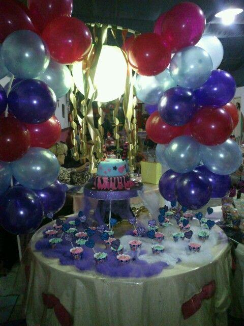 Torta y cupcakes