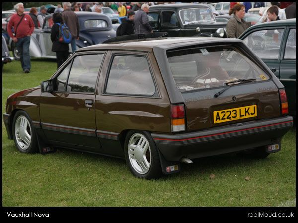 Vauxhall nova sri opel pinterest cars classic for Garage opel nice