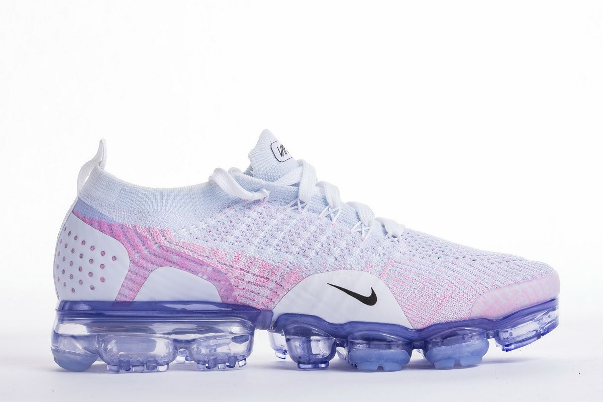 the latest 980a1 fd8be Nike Air VaporMax 2.0 White Pink 942843-102 Shoes2. Nike Air VaporMax 2.0  White Pink 942843-102 Shoes2 Curvy Petite Fashion, Running Shoes
