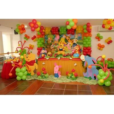 image detail for decoracion de globos winnie pooh